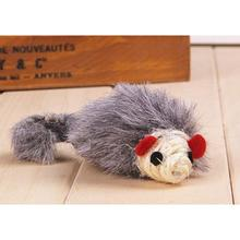 Hot sale 1pcs Creative False Mouse Cat Toys Cheap Funny Playing Toys Cats Kitten Contain mint,free shipping