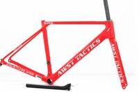 SLX CX Disc road bike carbon 142mmX12mm 100mmX12mm thru axle road frame disc brake Carbon Cycle cross Road Bike Frame