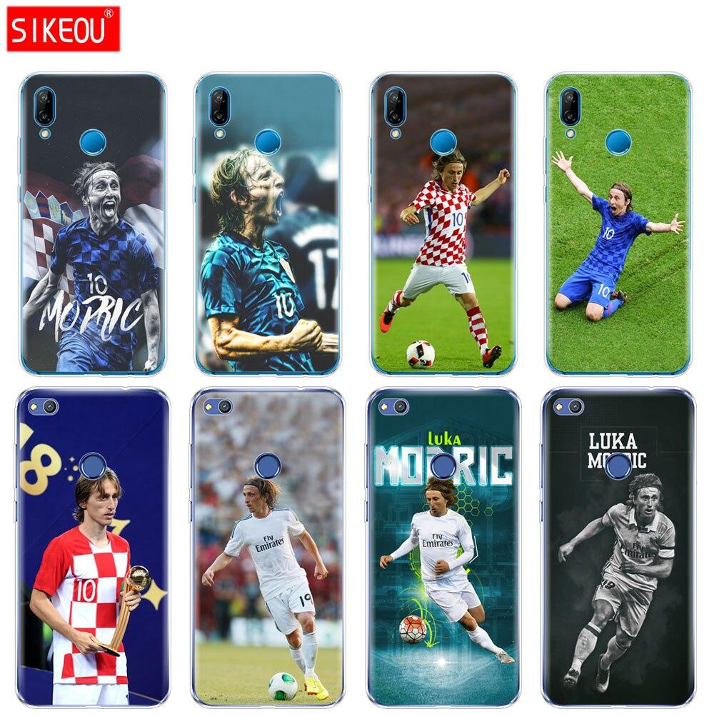For Huawei Honor 5a 6a 6c 7a 7c 7x 8a 8c 8x 9 10 P8 P9 P10 P20 P30 Mini Lite Plus Tpu Cool Best Footballer Luka Modric Cellphones & Telecommunications