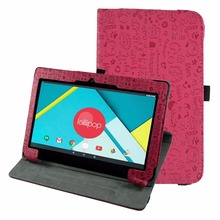 360 Degree Rotating Tablet Case For 11.6″ Nextbook Ares 11 (Android) / Nextbook Flexx 11 (Windows) folding Stand Cover