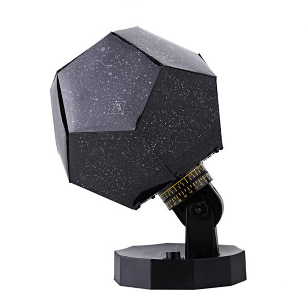 Celestial Star Astro Sky Projection Cosmos Night Lights Projector Night Lamp Starry Romantic Bedroom Decoration Lighting