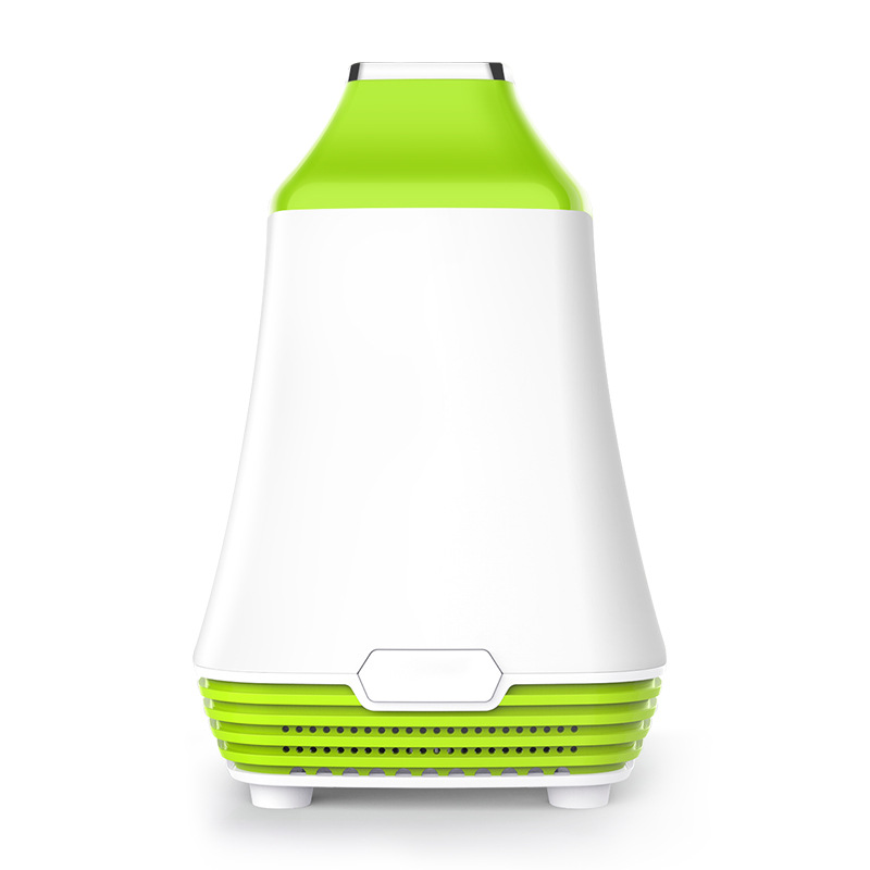 New Ultrasonic Aroma Diffusers Air Humidifiers Bluetooth Speaker Led Night Light Aromatherapy Machine For Home Office image