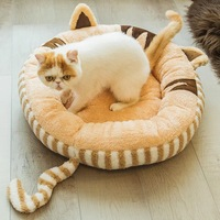 Soft Warm Dog House Pet Sleeping Bag House for Small Medium Dog Cats Pet Supplies S/M/L Cat Products