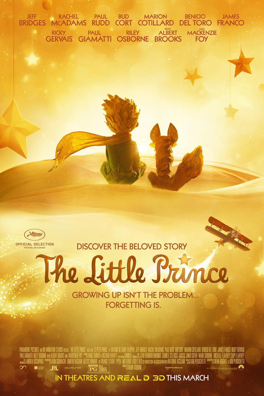 The Little Prince Hot New Movie Wonderfull Silk Poster Art Bedroom ...