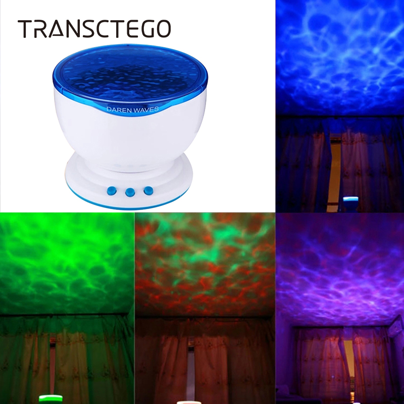 Novelty Lighting Night lights projection lamp USB charging atmosphere lamp therapy projection Creative speakers Novelty Lighting