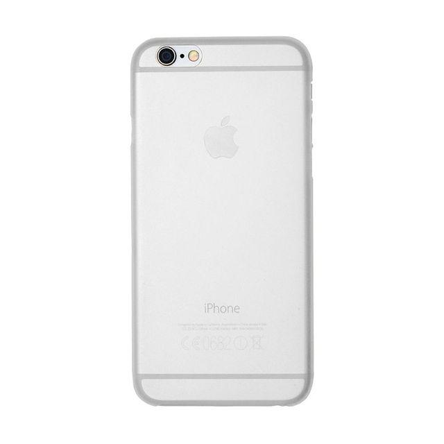 Чехол-накладка CLEVER ULTRALIGHT COVER для Iphone 6 plus (прозрачный)