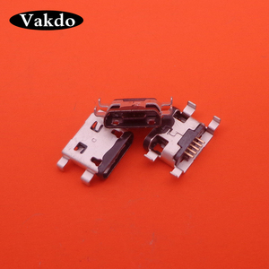 Image 3 - 100pcs Micro USB 5pin Female Connector For MOTO G1 Mini USB Jack Connector Applicability for mobile phone charging tail plug