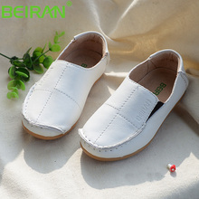 Genuine Leather Shoes For Boys Kids Casual Shoes New Students Footwear Elegant For Boys Fashion Sneakers