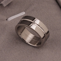 SUPERNATURAL DEAN S Ring High Quality Stainless Steel Ring For SUPERNATURAL Fans Christmas Gift