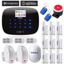 Беспроводной GSM Охранной Сигнализации Магнитный Двери Датчики Умный Дом Мониторинг Locator Разрыв Детекторы