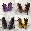 100% Ручной Работы Из Натуральной Кожи Обуви Детские пинетки для Новорожденных Moccs