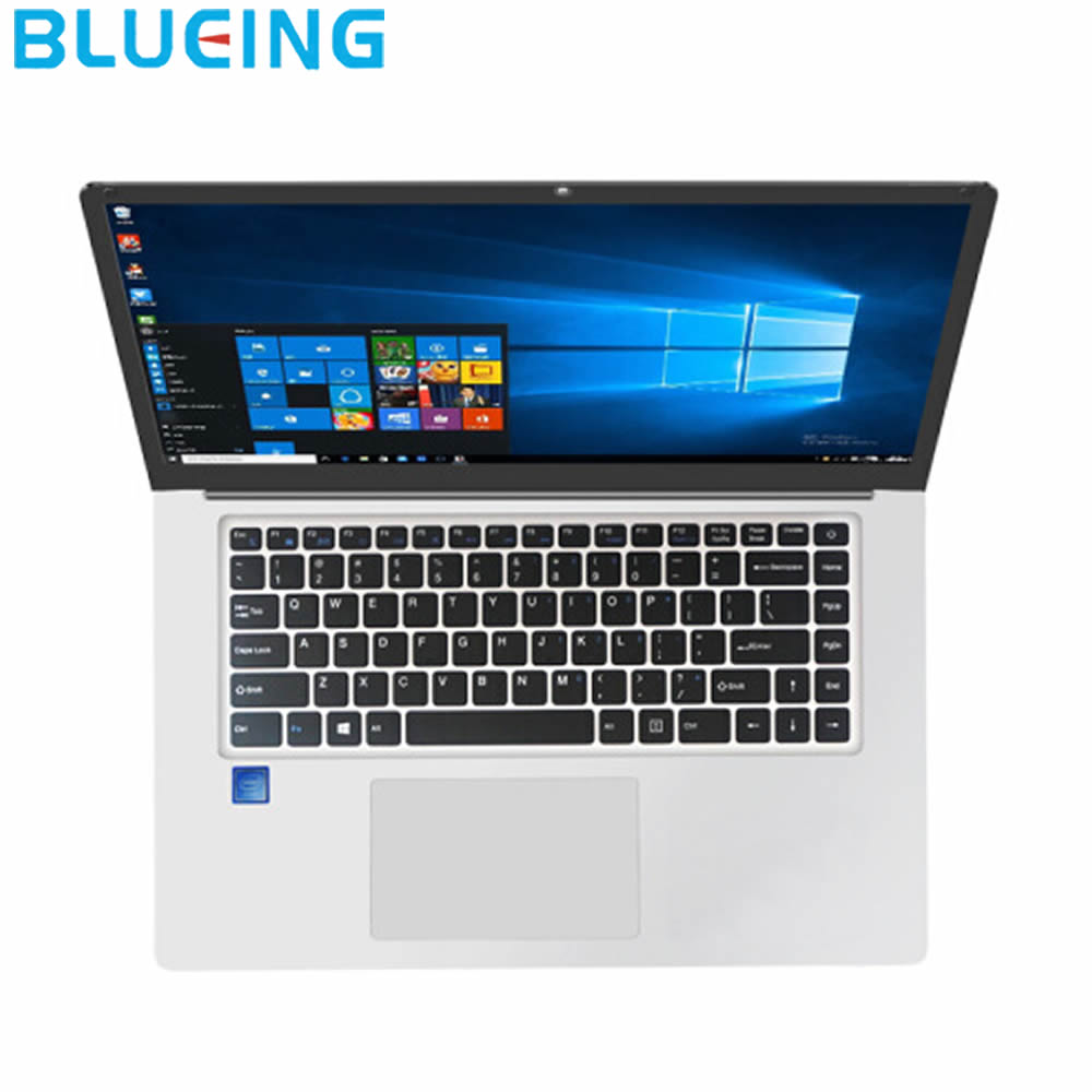 Free Shipping 14.1 Inch White Color Laptop 2GB 32GB SSD Intel Z8350 HD 1920*1080  Windows 10 WIFI Bluetooth Notebook Computer