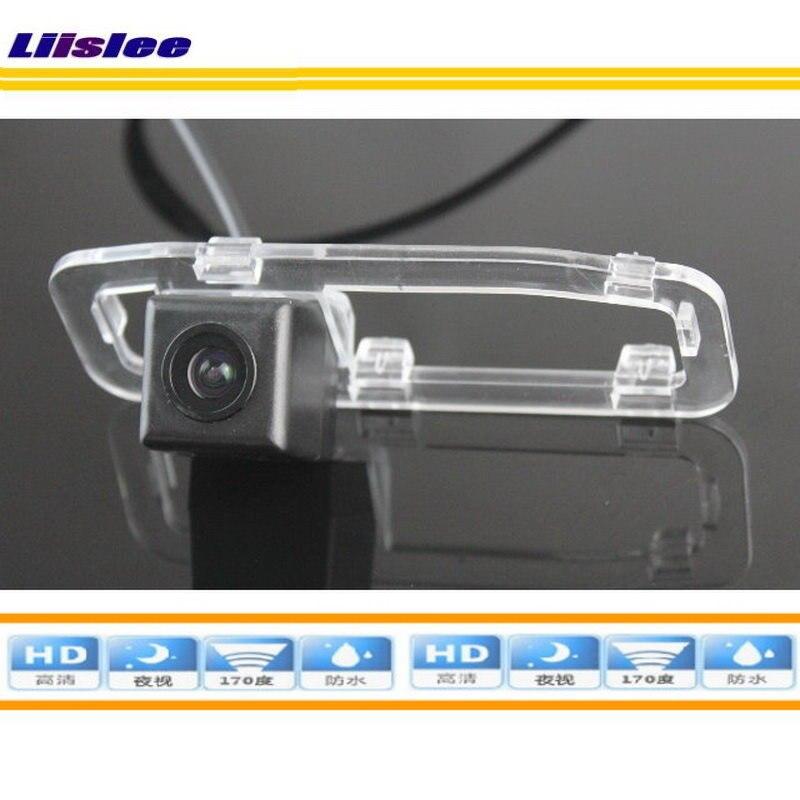 Liislee для KIA Новый Гордость/Sephia Sport 2005 ~ 2011 CCD Ночное видение/Car сзади Камера/Обратный Камера