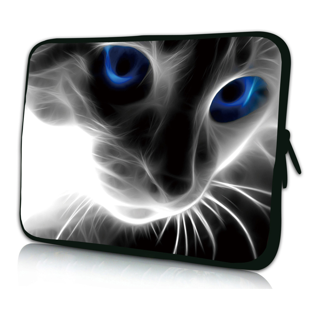 Neoprene 10 inch Tablet Sleeve Bag Portable Cover Cases For 10.1 Lenovo Yoga New For Ipad Air 9.7 Samsung Galaxy Note 10.1 Tab wholesale tablet pc sleeve 3d printing 10 inch laptop bag neoprene pure black computer cover netbook sleeve for 10 1 10 2 inch