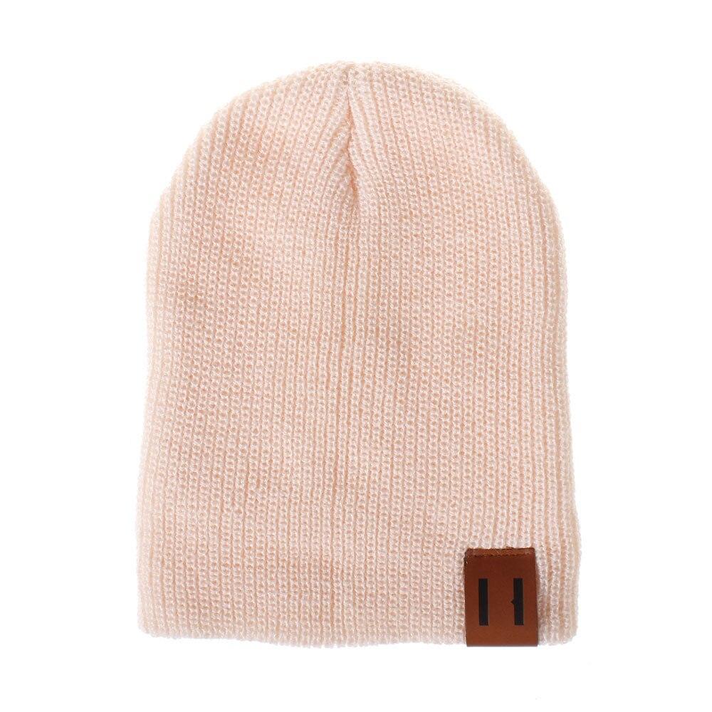 Fashion Winter Hat For Men Women Casual   Skullies     Beanies   For Children Knit Hat For Boys/Girls Men Warm Hat   Beanies   Unisex Cap
