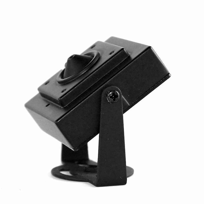 Ny Micro Cone 3,7 mm linse HD 1 / 4CMOS 1200TVL Lille farve Analog - Sikkerhed og beskyttelse - Foto 2