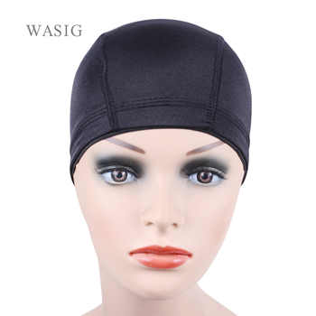 12pcs Glueless Hair Net Wig Liner Cheap Wig Caps For Making Wigs Spandex Net Elastic Dome Wig Cap - DISCOUNT ITEM  0% OFF All Category