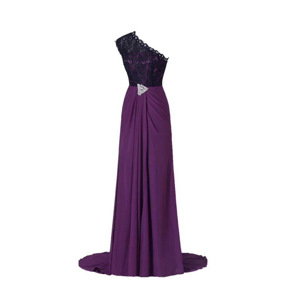 Black Purple Bridesmaid Dresses Gallery - Braidsmaid Dress, Cocktail ...