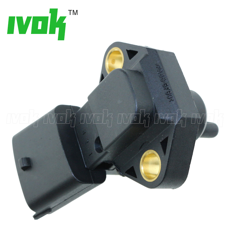 2.5BAR MAP Sensor, Intake Air Manifold Pressure For Land Rover Defender Cabrio Station Wagon Discovery II 2.5 Td5 MHK100640