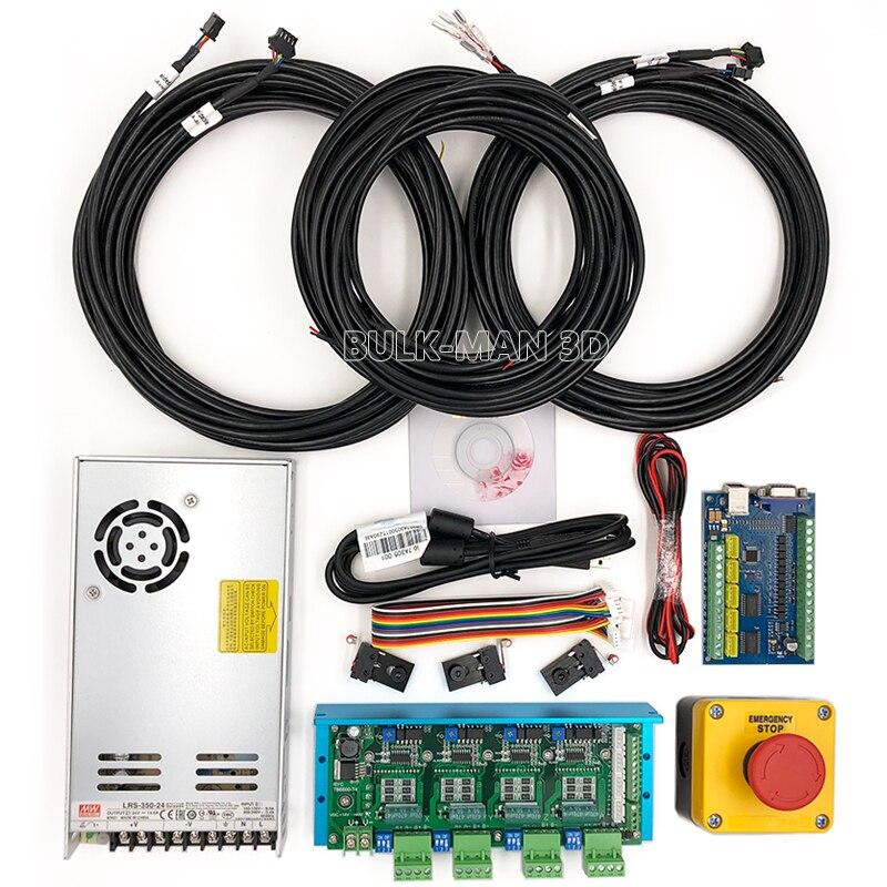 Mach3 5 軸 STB5100 USB motion カード電子バンドル WorkBee CNC 彫刻フライス機、デスクトップ DIY CNC キット  グループ上の ツール からの CNC コントローラ の中 1