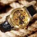 Luxury Fashion Men Dress Accressory WINNER Automatic Self-Wind Mechanical Winner Skeleton Watch Wrist Watches relogio masculino