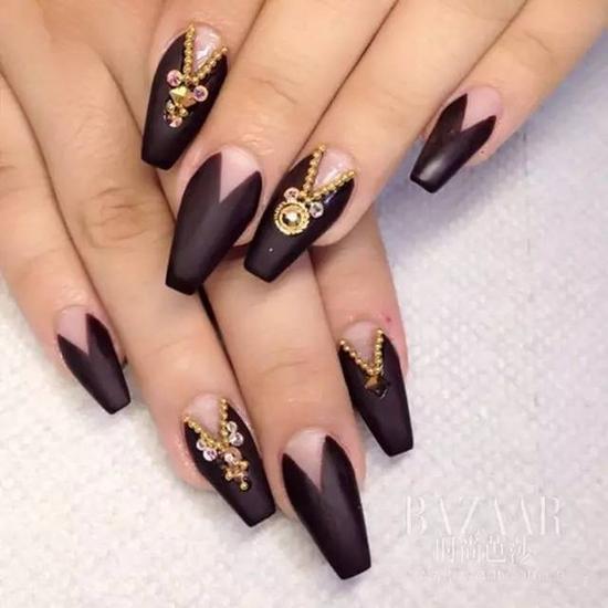 Aliexpress Koop Nail Art French Manicure Nep Nagels Lange Fake
