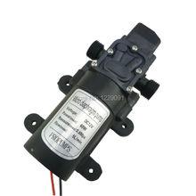 Home Improvement - Plumbing - DC 12 Volt 60W 5L/min Small Automatic Pressure Switch 12 V Water Pump