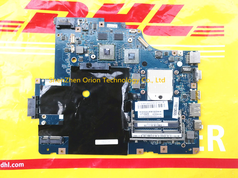 LA-5754P REV 2.0 For Lenovo Z565 Motherboard with HDMI port good package