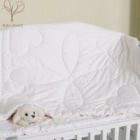 High quality 100% Cotton 100*120cm baby quiltbaby bedding crib bedding quilt for newborn baby girl boy