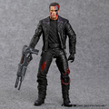 "The Terminator T-800 Arnold Schwarzenegger PVC Action Figure Collectible Model Toy 7"" 18cm"