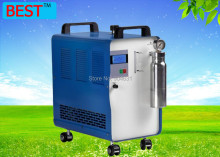 AC220V Chinese Plug BT-200HHO Spot Welding Machine for Jewelry Welding Enameled Wire Welding 200L/hour Gas Generation