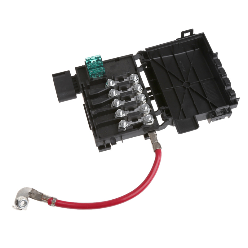 US $9.43 22% OFF|New Fuse Box Battery Terminal For VW Beetle /Golf on