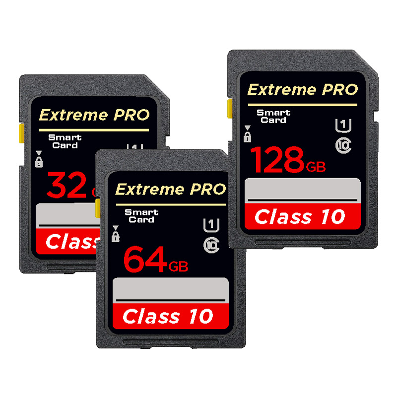 Image 4 - Flash 32GB 16GB SDHC   64GB 128GB 256GB SDXC WiFi SD Card UHS I Class 10  Flash Memory Card For Digital Camera-in Memory Cards from Computer & Office