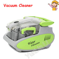6L Water Filtration Vacuum Cleaner 1600W Washing Wet Dry Vacuum Cleaner for Home Dust Mite Collector VC9001