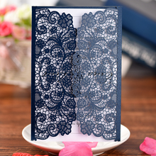 Cards&invitations gorgeous wedding invitations,laser cut paper craft invitation card for Wedding & Engagement Birthday Party 100pcs lot wedding invitations personalized free print laser cut wedding invitation cards with rhinestone for party supply cm502