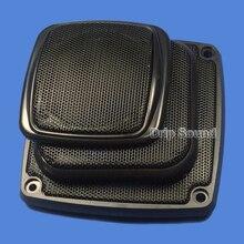 """Voor 3 """"/4""""/5 """"/6"""" inch Car Audio Speaker Conversie Netto Cover Decoratieve cirkel Metalen Grille"""