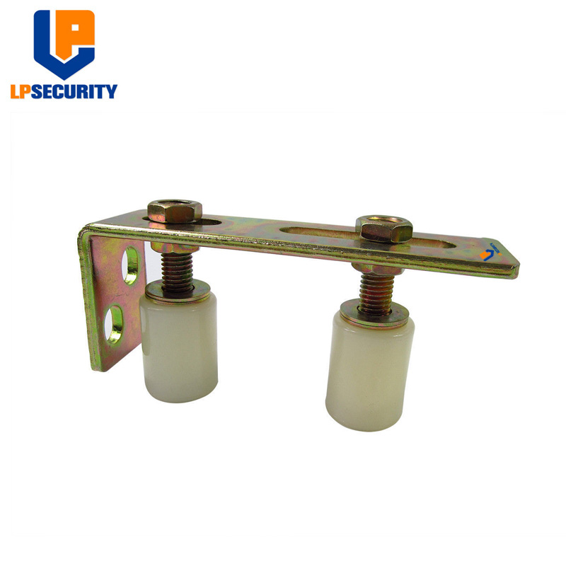 LPSECURITY Sliding Gate Nylon Rollers With Bracket