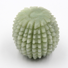 New 2015 Free Shipping Natural jades hand Massage ball Tool healthy physiotherapy personal care