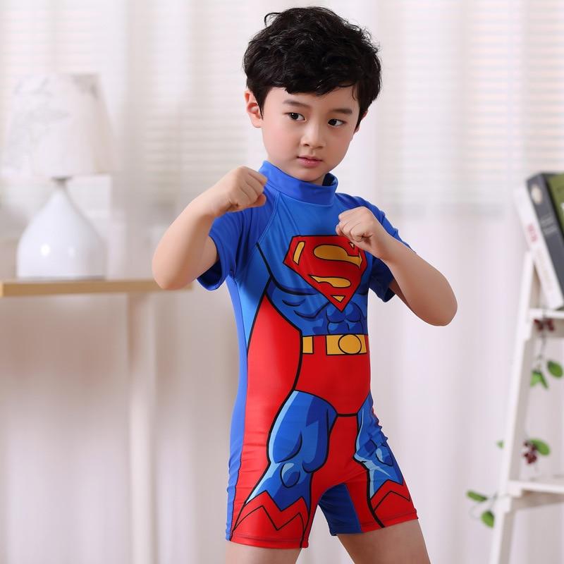 traje de cosplay superman traje de baño de dibujos animados avengers - Disfraces
