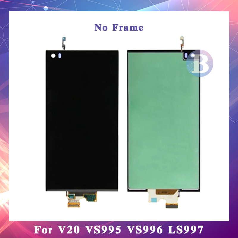 10pcs/lot High Quality 5.7 For LG V20 VS995 VS996 LS997 LCD Display Screen With Touch Screen Digitizer Assembly10pcs/lot High Quality 5.7 For LG V20 VS995 VS996 LS997 LCD Display Screen With Touch Screen Digitizer Assembly