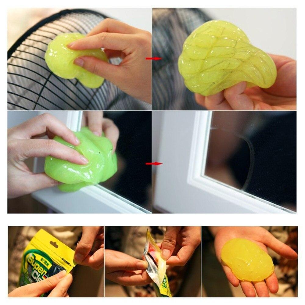 1 Pc Magic Microfiber Sponge Gel