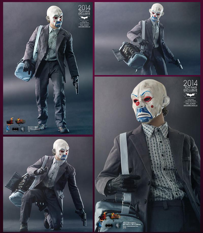 High Quality Resin Clown Mask Halloween Christmas Cosplay Costume Party Mask Movie Theme Jack Napier Batman Joker Masks7