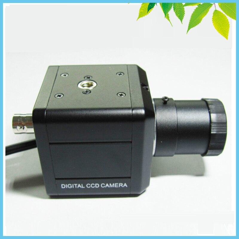 CCD DIY Hunting Night Vision Camera IR Filter OSD Menu with 25mm Lens Infrared Night Vision