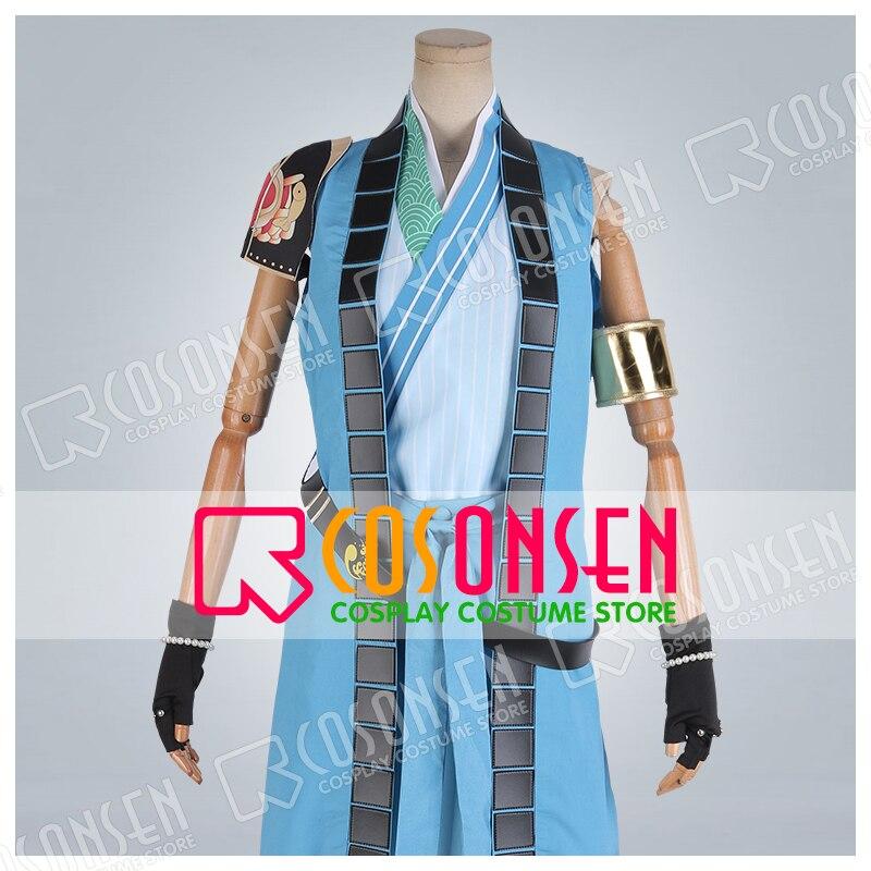 Touken Ranbu Chiyoganemaru Cosplay Costume All Sizes COSPLAYONSEN
