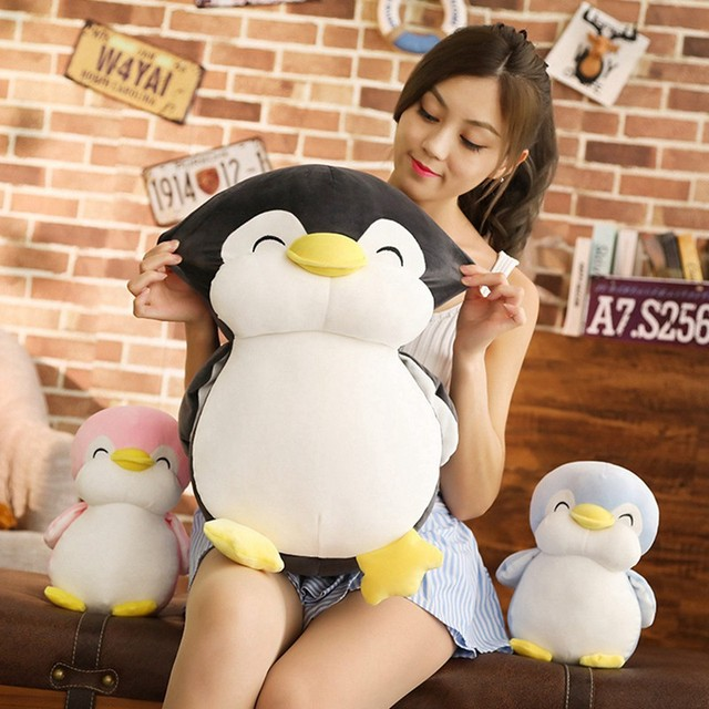 Soft Penguin Plush Toy