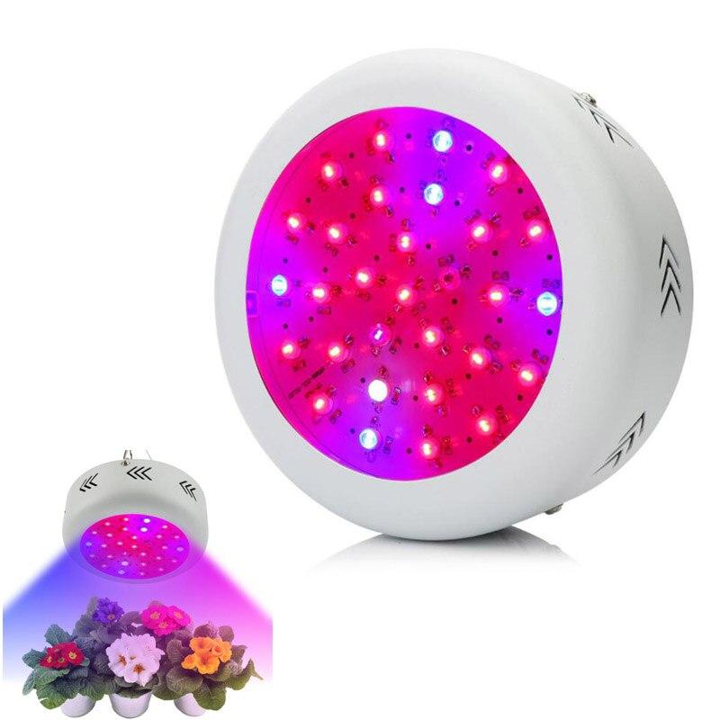 Plante plein spectre LED ufo grandir lumière UV IR lampe de croissance panneau maison intérieur serre Veg fleur graines croissance hydroponique 300 W