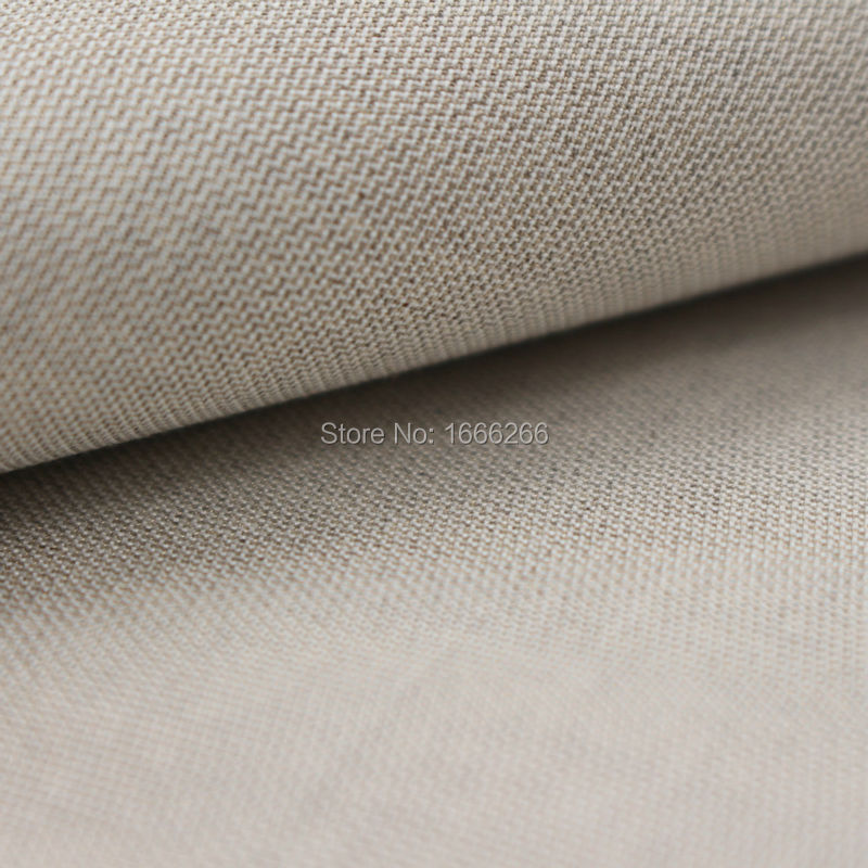 Breathable antibacterial silver fiber Conductive bamboo fabric for antibacterial garments/ home textile