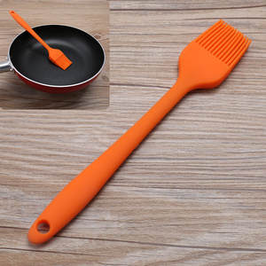 Reusable Grill Oil Brushes Tool Silicone Pastry Brush Baking Bakeware Cooking Roasting BBQ Tool Kitchen Barware Supplies tools