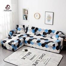 Parkshin Nortic Bọc Co Giãn 4 Mùa Sofa Có Bảo Vệ Nội Thất Polyester Loveseat Ghế Dài Bao Sofa 1/2/3/4 chỗ Ngồi