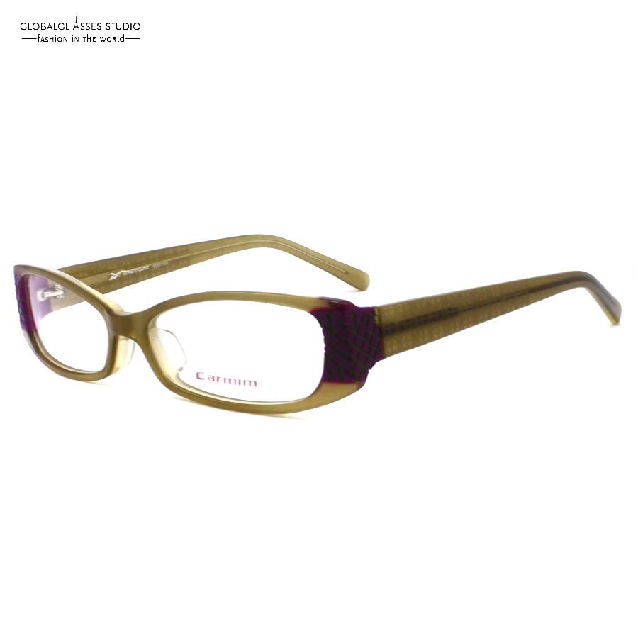 High Quality Fashionable Dark Green Frame For Women/Female ...